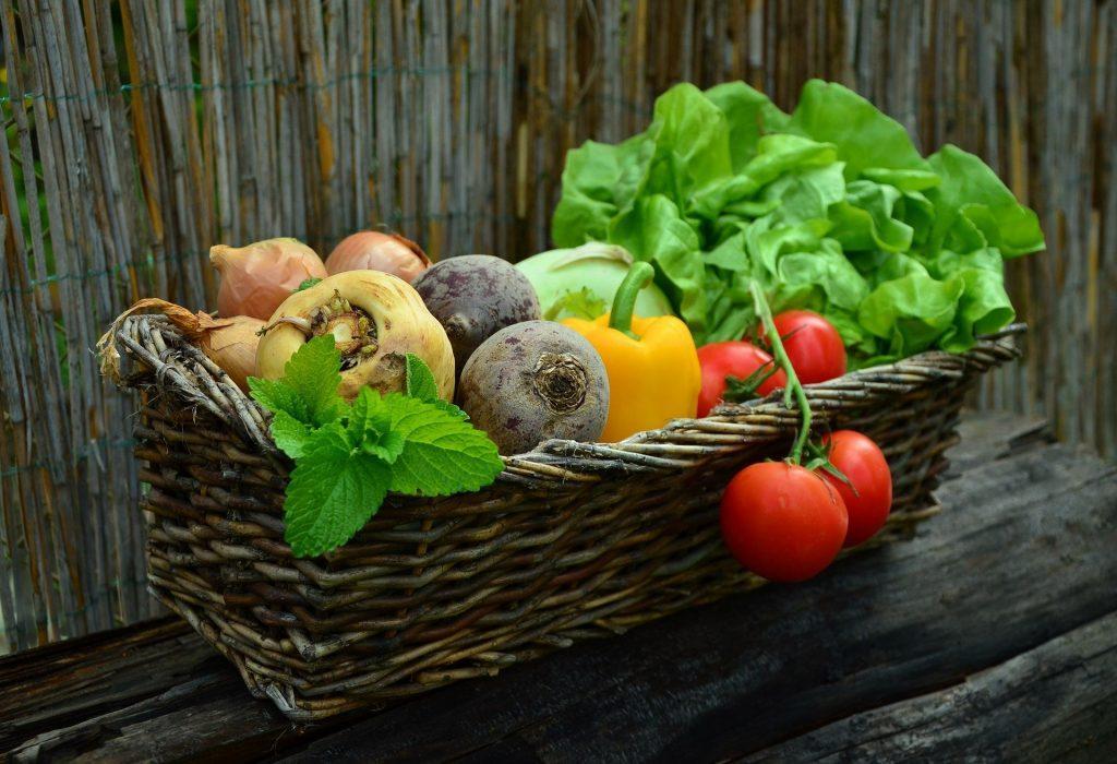 gezonde groente