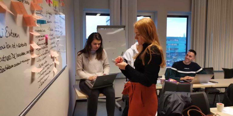Studenten honours programma Saxion