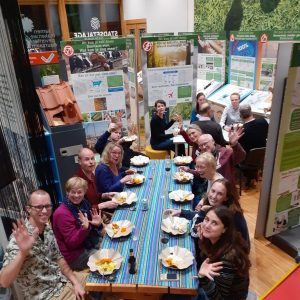 diner duurzaamheidscentrum
